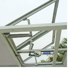 Motorized Awning Windows Top Hung Window Opener Awning Window Opener Automatic Sliding