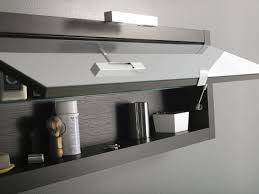 Modern Bathroom Wall Cabinets Bathroom Ideas Rectangle Modern Bathroom Wall Cabinet Led
