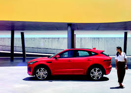 jaguar presents the all new e pace
