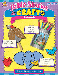 bible stories u0026 crafts animals tcr7061 teacher created resources