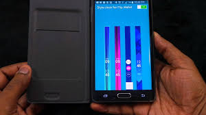 wallpaper for note edge screen samsung galaxy note edge wallet flip cover youtube