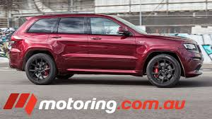 srt jeep red 2016 jeep grand cherokee srt night review youtube