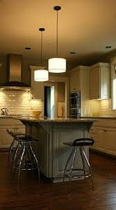 pendant lighting over kitchen island the perfect amount of