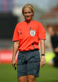 Ex football ref Howard Webb blows final whistle on his marriage The Sun His lover Bibiana is a highly respected official in the German game
