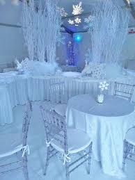 Winter Party Decor - winter wonderland cocktail party we used a white tent white
