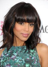 blunt fringe hairstyles 20 of the most talked about blunt bangs throughout history huffpost