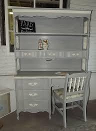 Antique Desk With Hutch 307 Best Hutch Modern Vintage Images On Pinterest Furniture