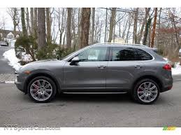 2012 Porsche Cayenne - 2012 porsche cayenne turbo in meteor grey metallic photo 3