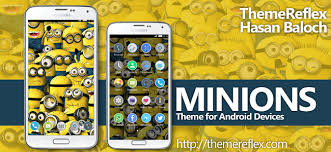 download themes for android lg minions hd theme for nokia x nokia xl samsung samsung galaxy