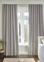 Yellow And Grey Curtain Panels Window Treatments Bellacor