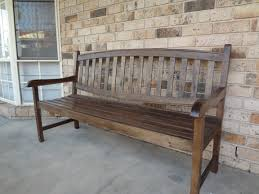front porch bench ideas front porch bench seat garden to house