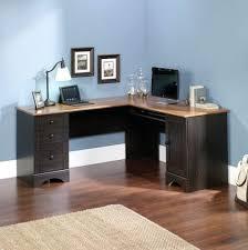 Sauder White Desk With Hutch Desk Amazing Sauder Harbor View Corner Antiqued White Throughout