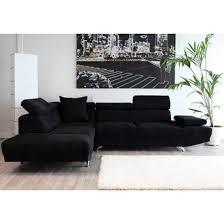 salon avec canapé noir canapé tour d horizon sur les grandes tendances de 2011 actu