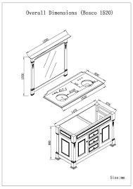 Vessel Sink Cabinet Height Bathroom Vanity Measurements Best Bathroom Decoration