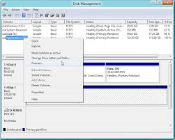 format hard disk tool how to format a hard drive partition in windows 8 with free disk