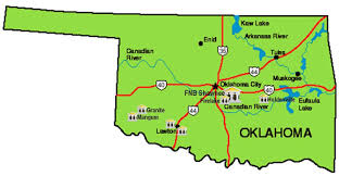 Map Of Oklahoma State by Occ Lending In Indian Country Opportunities In Partnerships