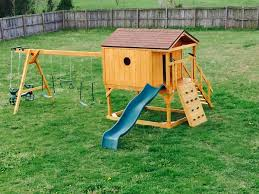 the backyard bunker from king u0027s playsets