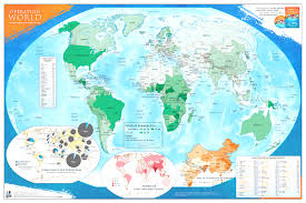 africa map real size peters projection world map laminated arno odtmaps for actual
