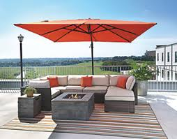 Largest Patio Umbrella Oakengrove Patio Umbrella Furniture Homestore