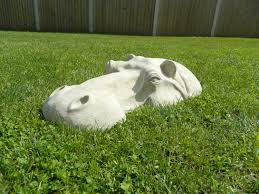 hippopotamus outdoor sculpture 22 garden ornament