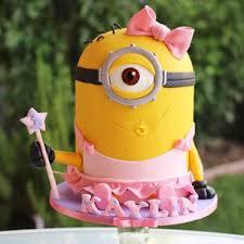 minions cake make a delightfully despicable minion cake