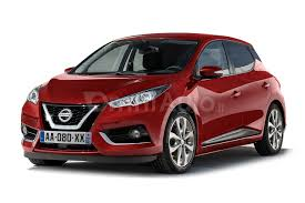 nissan micra active interior 2017 nissan micra rendered in production guise
