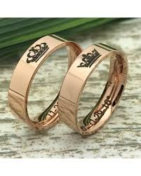 rings bands images Thanksgiving savings on 5mm rose gold stainless steel wedding