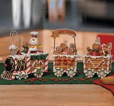 Train Decor Amazon Com The Gingerbread Express Train Holiday Decor Home