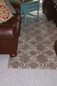 Pottery Barn Rugs Pottery Barn Brown Zebra Rug Creative Rugs Decoration
