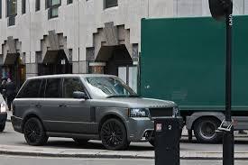 matte gray range rover november 2012 gtrjacko the yorkshire london and kent carspotter