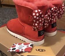 ugg boots sale ebay uk ugg australia minnie mouse shoes for ebay