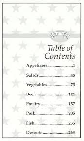 cookbook table of contents cookbook layout design inspiration google search cookbook