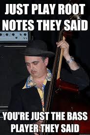 Bass Player Meme - bass meme bassplayersunited pinterest bass and meme