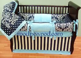 baby navy crib bedding 2137 299 00 modpeapod we make