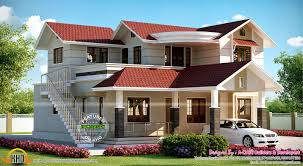 staircase design outside home house with outside staircase kerala