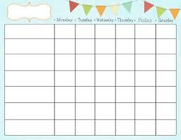 Chore Sheet Template Best 25 Chore Chart For Ideas On Schedule