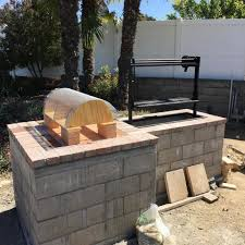 Backyard Brick Pizza Oven This Redditor Turned His Backyard Into An Epic Hangout By Building