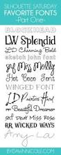 the best free printed fonts for silhouette sketch pens it u0027s