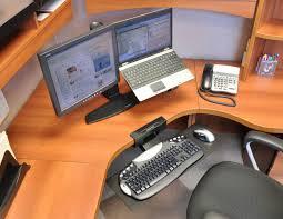 keyboard mount for desk neo flex underdesk keyboard arm