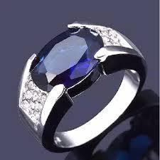 model cincin blue safir jual cincin batu merk batu cincin terbaik lazada co id