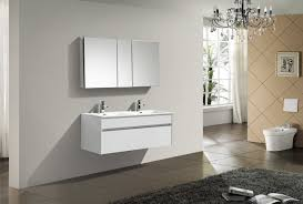 High Gloss Bathroom Vanity by Tona 48