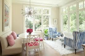 Paneled Sunroom Walls Design Ideas - Sunroom dining room