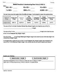 4 nbt 1 understanding place value 4th grade common core