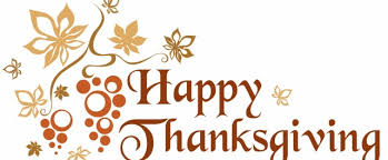 we will be closed on thursday november 26th for thanksgiving