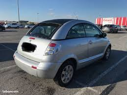 used citroen c3 pluriel 1 4 hdi your second hand cars ads