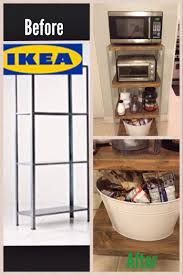 ikea hack kitchen shelf my diy projects pinterest ikea hack