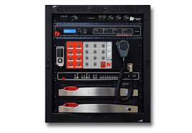 i pas industrial public address general alarm system federal signal