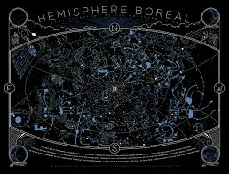 Night Sky Map Tonight 7 Best Constellations Images On Pinterest Star Chart