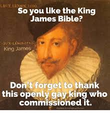 Bible Memes - 25 best memes about king james bible king james bible memes