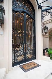 Front Door Metal Decor 39 Best Front Doors Images On Pinterest Doors Windows And Entry